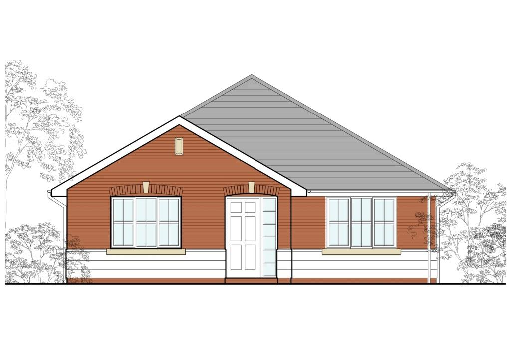 3 Bedrooms Detached Bungalow for sale in The Montana, Richmond Point, Queensway, Lytham St Annes